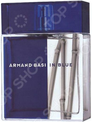 Туалетная вода для мужчин Armand Basi In Blue туалетная вода armand basi rose lumiere туалетная вода 30 мл