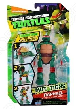Игрушка-фигурка Nickelodeon Mutation «Домашний питомец». В ассортименте