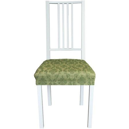 Купить Комплект натяжных чехов на сиденье стула Еврочехол «Орна»