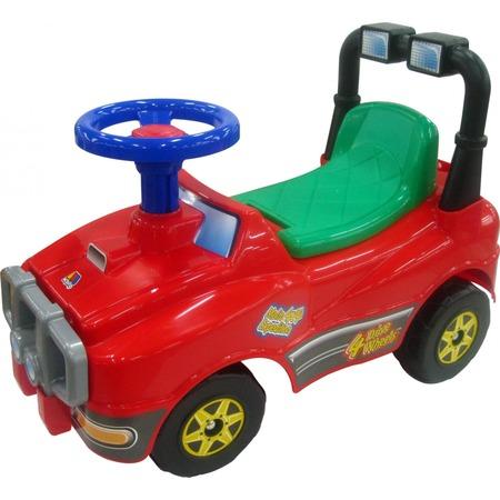 Купить Машина-каталка Molto «Джип» 3910