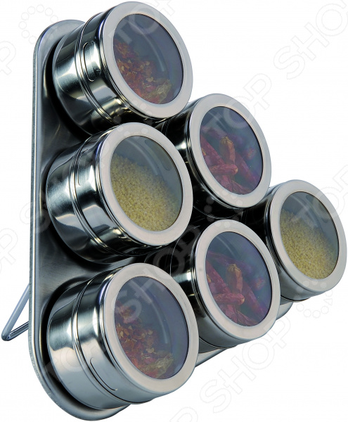 Набор для специй Rainstahl RS/SR 8702 набор посуды rainstahl 8 предметов 0716bh