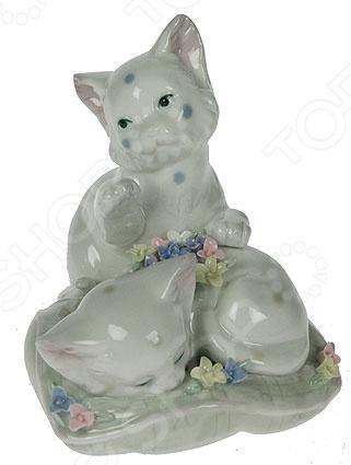 Статуэтка «Кошечка» статуэтка кошечка для хранения колец