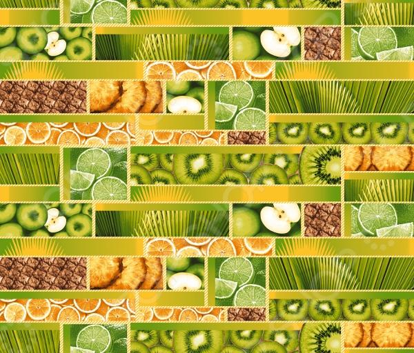 Набор салфеток для кухни ТексДизайн «Тропический остров»