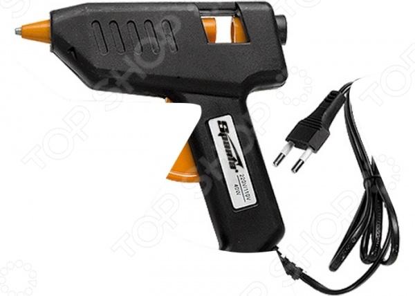 Пистолет клеевой SPARTA 930305 пистолет для герметика sparta 886475