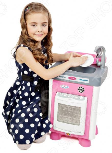 Игровой набор для девочки Coloma Y Pastor №1 с посудомоечной машиной