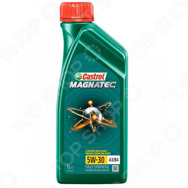 Масло моторное синтетическое Castrol CAS-MAGN-5W30-1L охлаждающая жидкость castrol cas antifreeze sf 1l