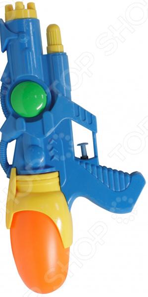 Бластер водный 1 Toy «Аквамания» с двумя отверстиями Т59451