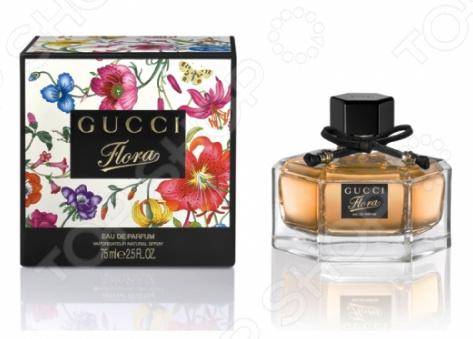 Парфюмированная вода для женщин Gucci Gucci Flora, 30 мл gucci туалетная вода flora by gucci fraiche 75 ml