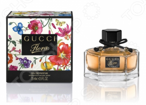 Парфюмированная вода для женщин Gucci Gucci Flora, 30 мл gucci gucci flora by gucci glamorous magnolia туалетная вода спрей 100 мл